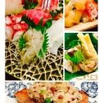 カマタ食堂 - 料理写真: