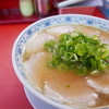 ラーメン太七 - 料理写真:チャーシューメンup