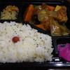 にこまる弁当 - 料理写真:酢豚風(鶏)弁当