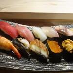 たけやん寿司 - 寿司アップ