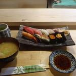 たけやん寿司 - たけやん寿司1500円