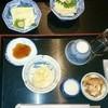 湯葉に - 料理写真:豆乳、くみあげ湯葉、湯葉の和え物、湯葉刺し