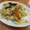 揚子江大飯店 - 料理写真:野菜炒め
