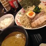 47003558 - カレーつけ麺〜