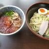 くまがい - 料理写真:味玉辛つけ麺