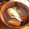 カフェリムセ - 料理写真:鮭は神の魚(カムイチェプ)と呼ばれた重要資源。北海道の郷土料理・三平汁と共通点が多い