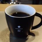 スターバックス・コーヒー - パナマカルメンエステートのプレス