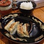 北海道らーめん 味源 - ランチセット