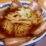 アリーナ食堂 - チャーシュー麺¥550