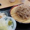ここら亭 - 料理写真:ざるそば(\720税込み)