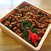 日本料理 たがみ - 料理写真:新玉名駅の駅弁「山菜とりめし」