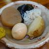 たこ寅 - 料理写真:実はすべてカットしてあります♪タマゴ以外は私の為のベジメニュ~