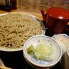 味わい - 料理写真:もり蕎麦(\700税込み)