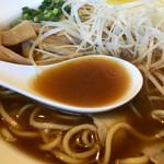 九月堂 - 無化調スープ