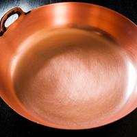 【銅鍋】調理道具へも妥協しない