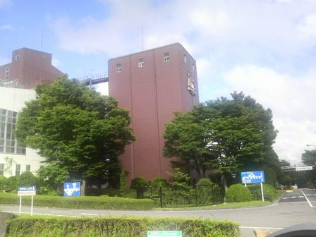 キリン富士御殿場蒸留所
