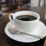 カフェ フロインドリーブ - ドリンクは、ホットコーヒーです