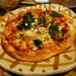 新川にしや - 海鮮ピザ