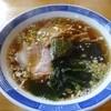 茶色の小びん - 料理写真:アゴダシラーメン(中)600円