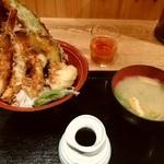米福 - 米福天丼