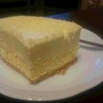 Chez-tani - チーズケーキ断面