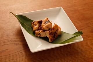 フクモリ - 山形ハーブ鶏 しょっつる塩焼き