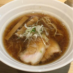 拉麺 弁ten - 醤油らーめん