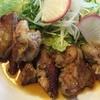 くにさき牧場 - 料理写真:若鶏のピリ辛ランチ