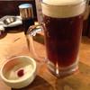 串焼 文福 - ドリンク写真:黒生ホッピー。氷で誤魔化さないこの量。