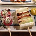 串焼 文福 - イタリア焼き ネギ