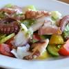 オステリア・ベッカフィーコ - 料理写真:地ダコのサラダ仕立て