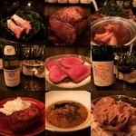 小料理 こもり - ☆肉肉しいお料理の数々でした(●^o^●)☆