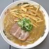 まるたかラーメン - 料理写真:みそラーメン_750円、メンマ増し_100円