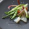THE SODOH HIGASHIYAMA KYOTO - 料理写真:桜鯛のクルード 京野菜のインサラータ