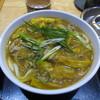 美曽乃 - 料理写真:鴨カレーうどん