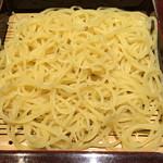 観世水 - 変わり蕎麦 柚子 2016.1撮影