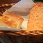 cucina Wada - 【16`1月】自家製パン!フォカッチャと右ゎトマトのパン
