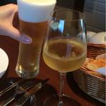 cucina Wada - 【16`1月】昼飲み!スンマセン