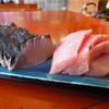 まぐろや 柳橋 - 料理写真:ぶりと鰆