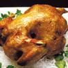 健康中華庵 青蓮 - 料理写真:丸鶏のパリパリ揚げ油淋鶏