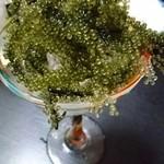 居酒屋 うんな岳 - 料理写真:海ブドウ