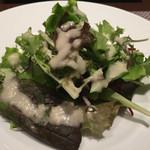 47103239 - 有機野菜サラダ