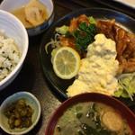 味の六酔 - 料理写真:とり南蛮定食  税込900円