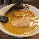 煮干しらーめん玉五郎 五代目 - 煮干しラーメン(700円)
