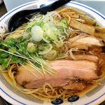 あんまる製麺 - 料理写真:ラーメン(2016年2月)