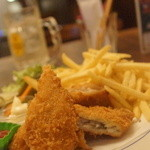 ハピスケ舎 - 料理写真:フィッシュ&チップス