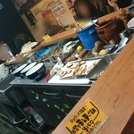 麺処 びぎ屋 - 店内