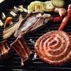 ザキャンティーン - 料理写真:見た目にもインパクト大のBBQ食材!