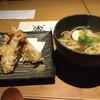 はなれ 中村製麺 - 料理写真:鶏ささみ天 880円