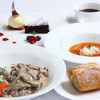 メインダイニング イル サーリチェ - 料理写真:ビーフストロガノフランチ